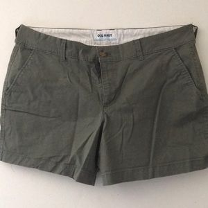 Green Cargo Shorts from Old Navy